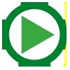 Icono de los Vídeos y Animaciones de Rutas de Senderismo por Andalucía de Andaltura