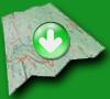 Icono Descarga Documentos PDF y Mapas Cartográficos gratis de las Rutas de Senderismo por Andalucía de Andaltura