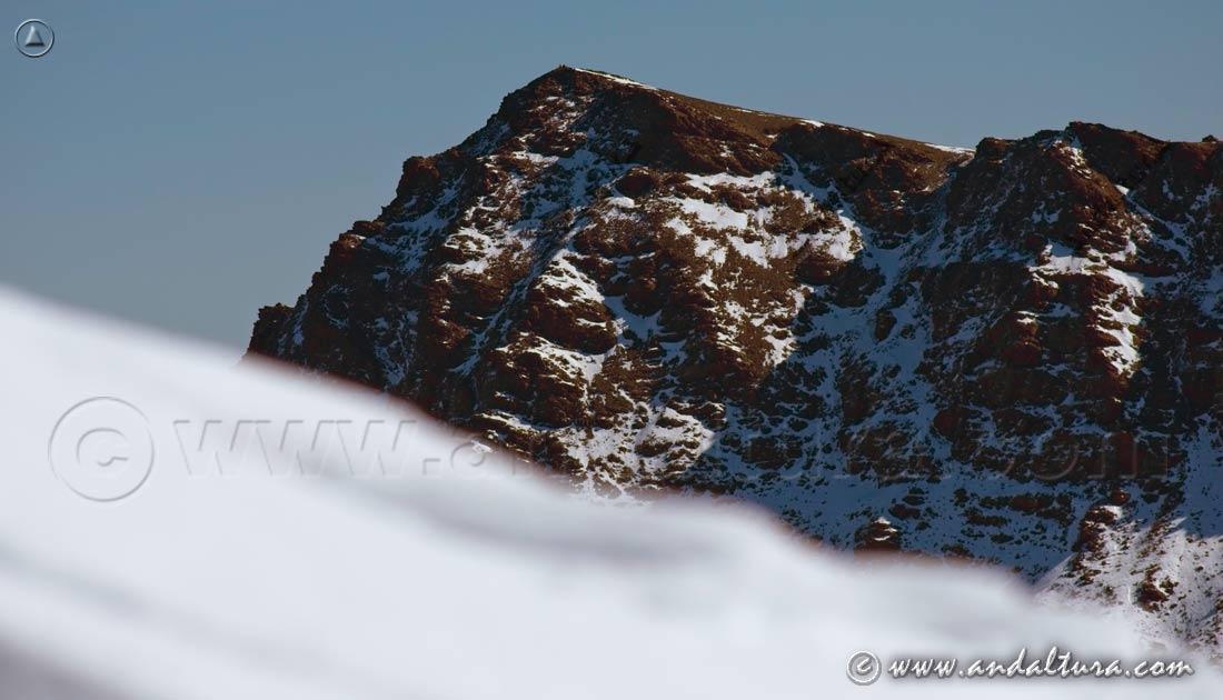 Equipo de Andaltura- Cumbre del Mulhacén desde el Veleta
