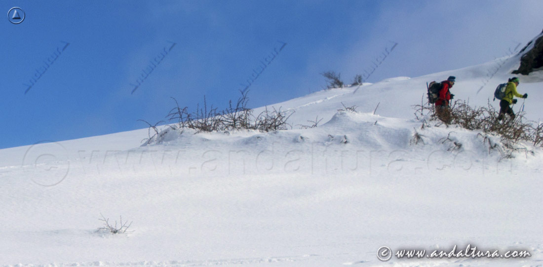 Ruta invernal por Sierra Nevada - Parque Nacional -