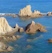 Banner vínculo a la Guía de Playas y Litoral de Almería