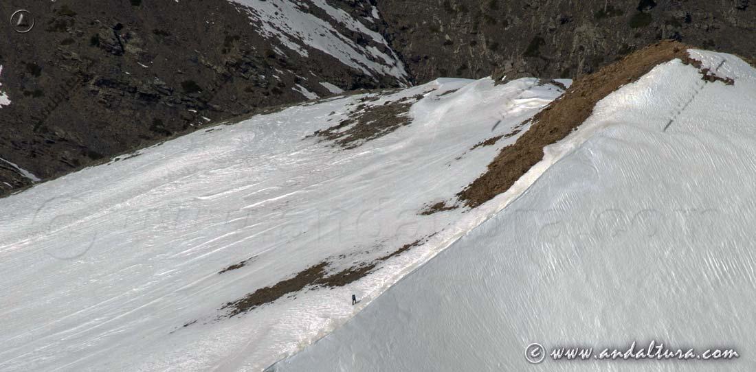 Ruta de Senderismo invernal a Juego de Bolos - Espacio Natural Sierra Nevada -