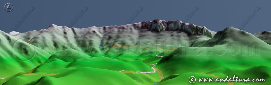 Imagen Virtual de San Cristobal y el Torreón