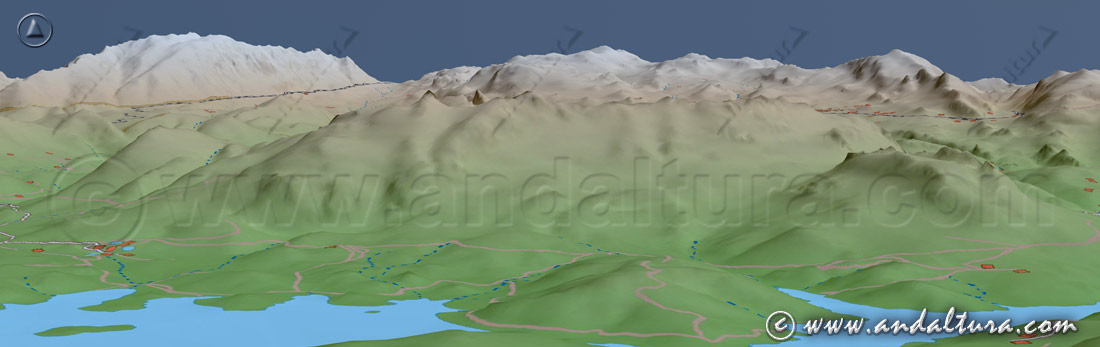 Imagen Virtual Sierra de Grazalema