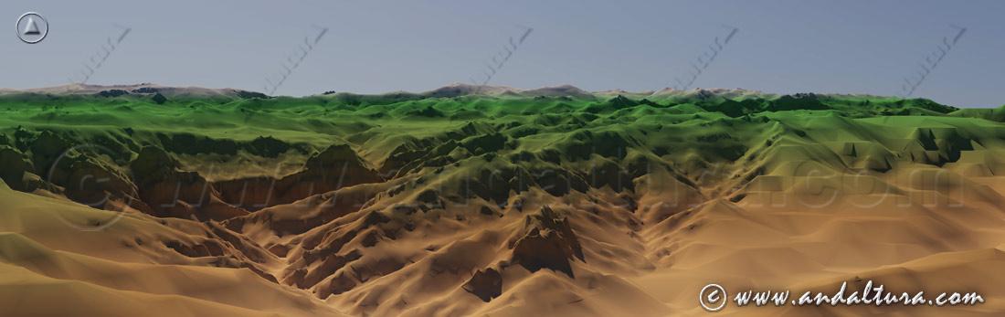 Imagen Virtual Sierra de Cazorla, Segura y las Villas