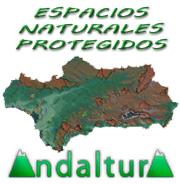 Banner vinculo a los Espacios Naturales Protegidos de Andalucía de Andaltura