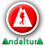 Banner ruta senderismo andaltucia grandes recorridos Andaltura