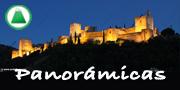 Banner panorámicas de la Alhambra y el Generallife de Andaltura