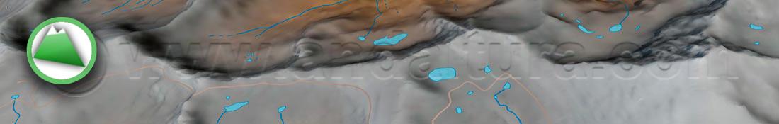 Imágenes Virtuales de Rutas de Senderismo y Espacios Naturales por Andalucía en Andaltura