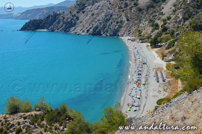 Ruta de Senderismo estival por la Costa Andaluza