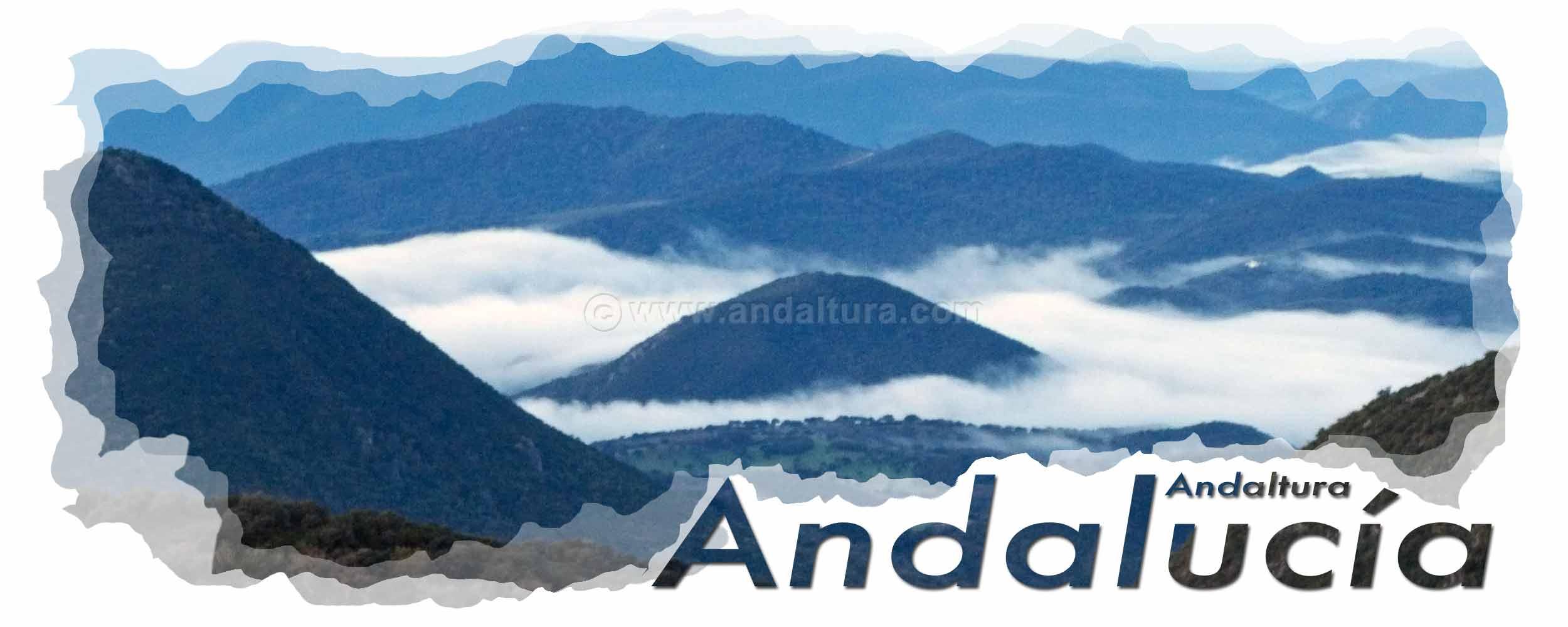 Clima de Andalucía. Sierra de Grazalema