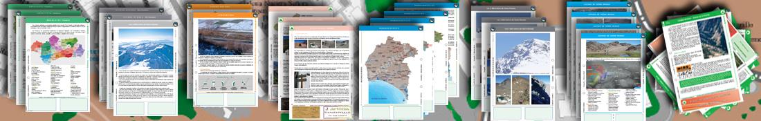 Ejemplo de los Documentos en PDF Gratis de las Rutas de Senderismo por Andalucía de Andaltura