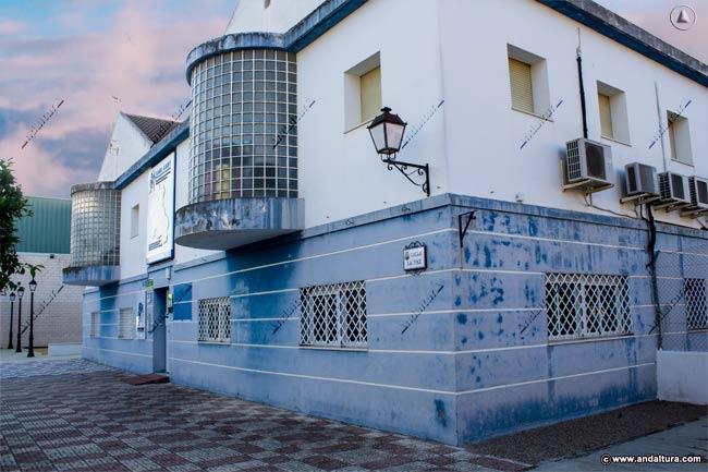 Edificio del GADL-CANT Grupo de Acción y Desarrollo Local de la Comarca de Antequera que plagia a Andaltura