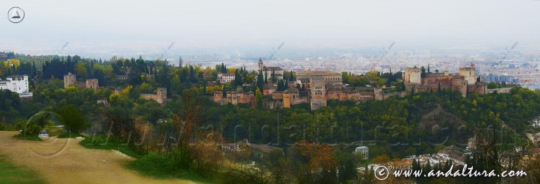 Teclea en la imagen y accede al Especial sobre la Alhambra y el Generalife