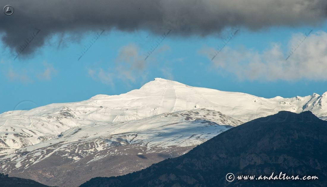Panderón del Veleta. Estación de Esquí y Montaña Sierra Nevada