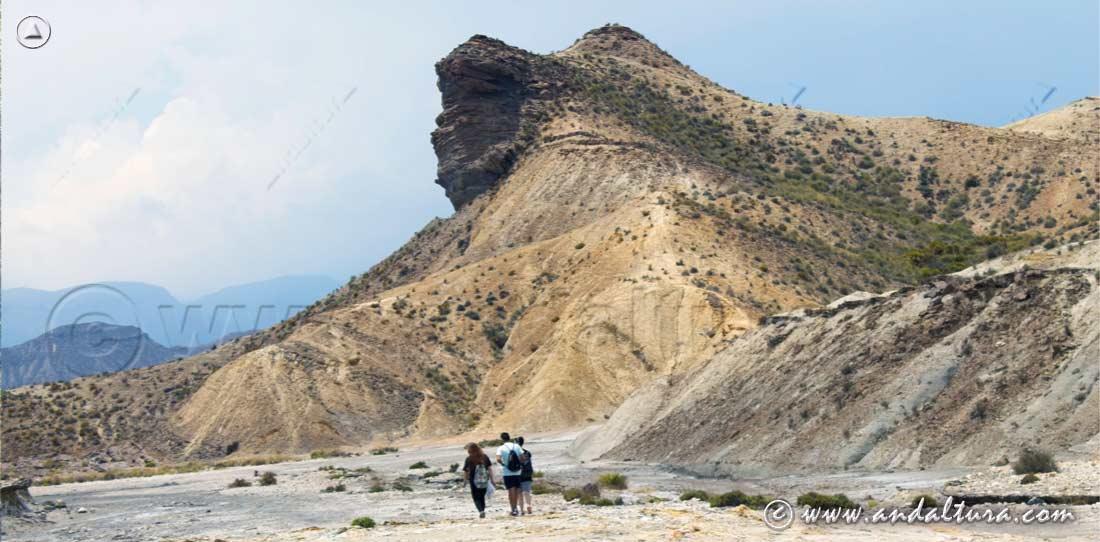 Ruta de Senderismo Rambla de Lanujar - Paraje Natural Desierto de Tabernas -