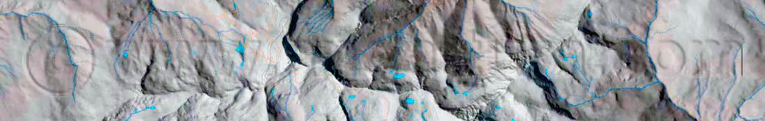 Imagen virtual de la Alta Montaña de Andalucía, Los Tremiles de Sierra Nevada