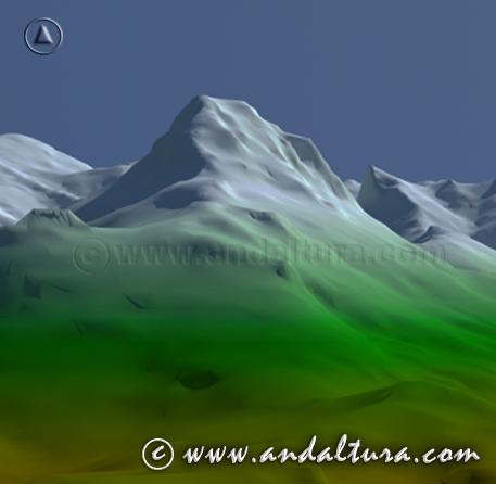 Teclea sobre la imagen y accede a otras Imágenes Virtuales de Andalucía de Rutas de Senderismo por Andalucía