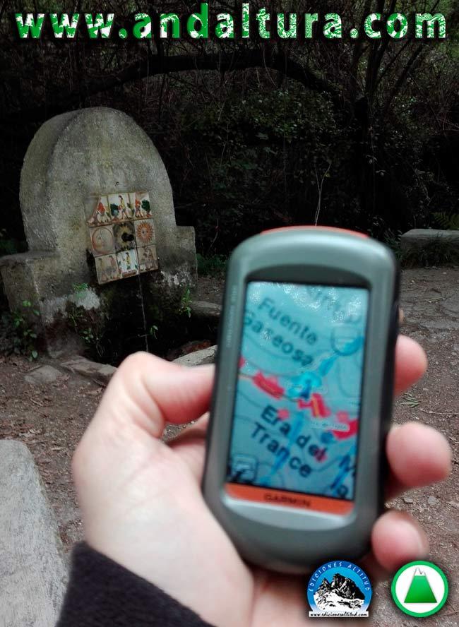 Mapas Cartográficos de las Rutas de Senderismo por Andalucía para GPS