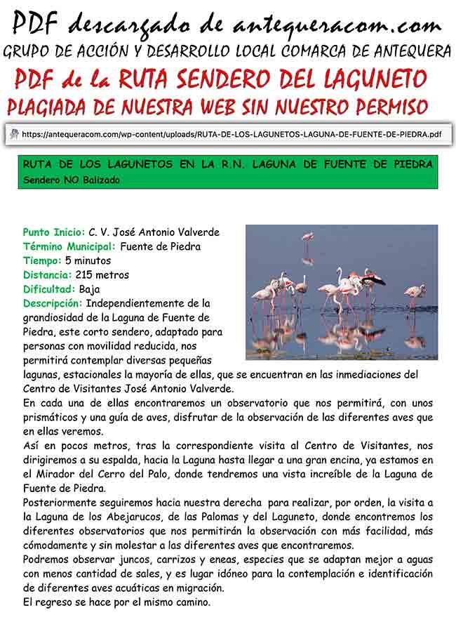 PDF copia de la Ruta del Laguneto de Andaltura