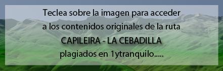 Ruta de Capileira a La Cebadilla plagiada de Andaltura por 1ytranquilo