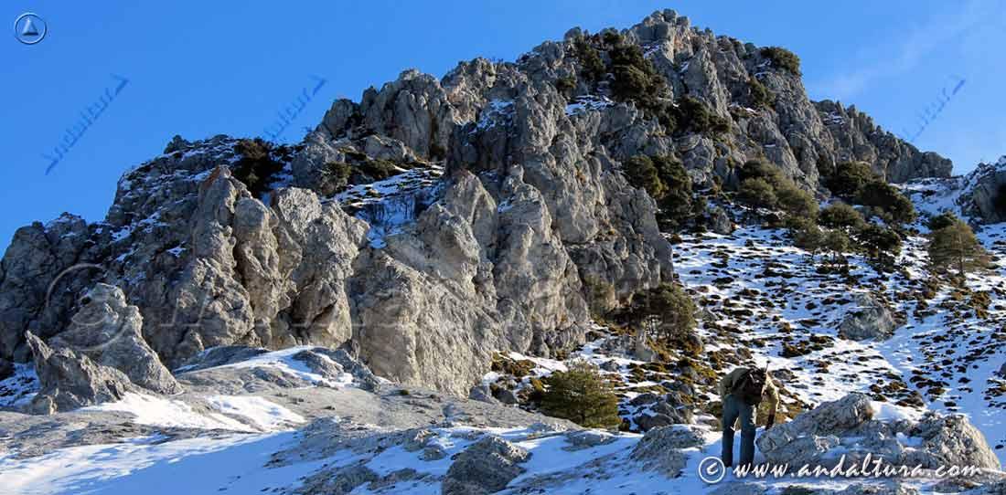 Ruta de Senderismo al Trevenque, Espacio Natural Sierra Nevada - Parque Nacional -