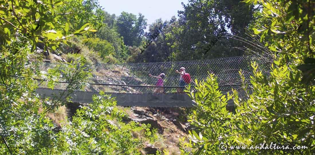 Ruta de Senderismo con niños en el Valle del Genil