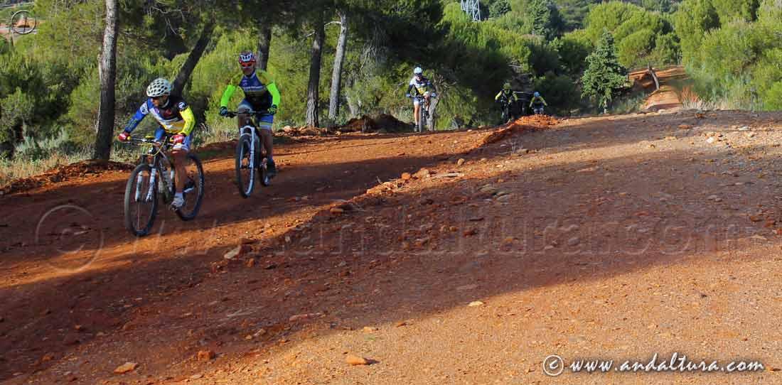 Acceso al apartado de actividades deportivas y turísticas por Andalucía