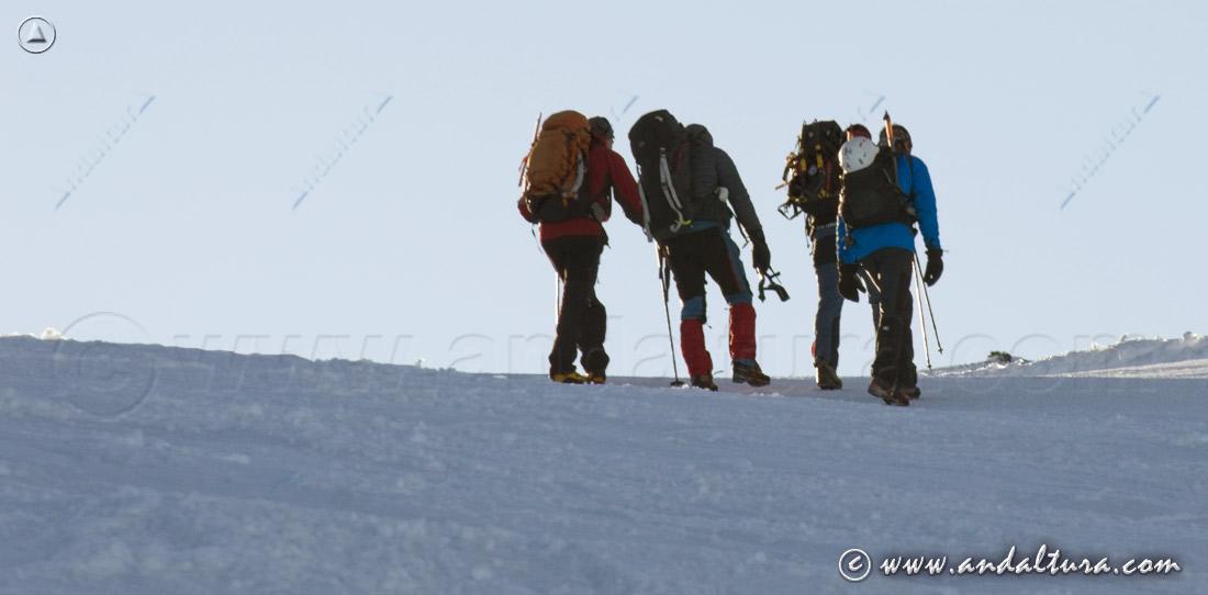 Ruta de Senderismo invernal por Andalucía - Valle de Monachil -