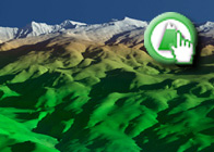 Imagen virtual Sierra Nevada plagio Ruta Junta de los Ríos