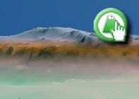 Imagen Virtual del Torcal Alto de la Ruta plagiada de la Ruta Verde por el Torcal de Antequera en entremontanas