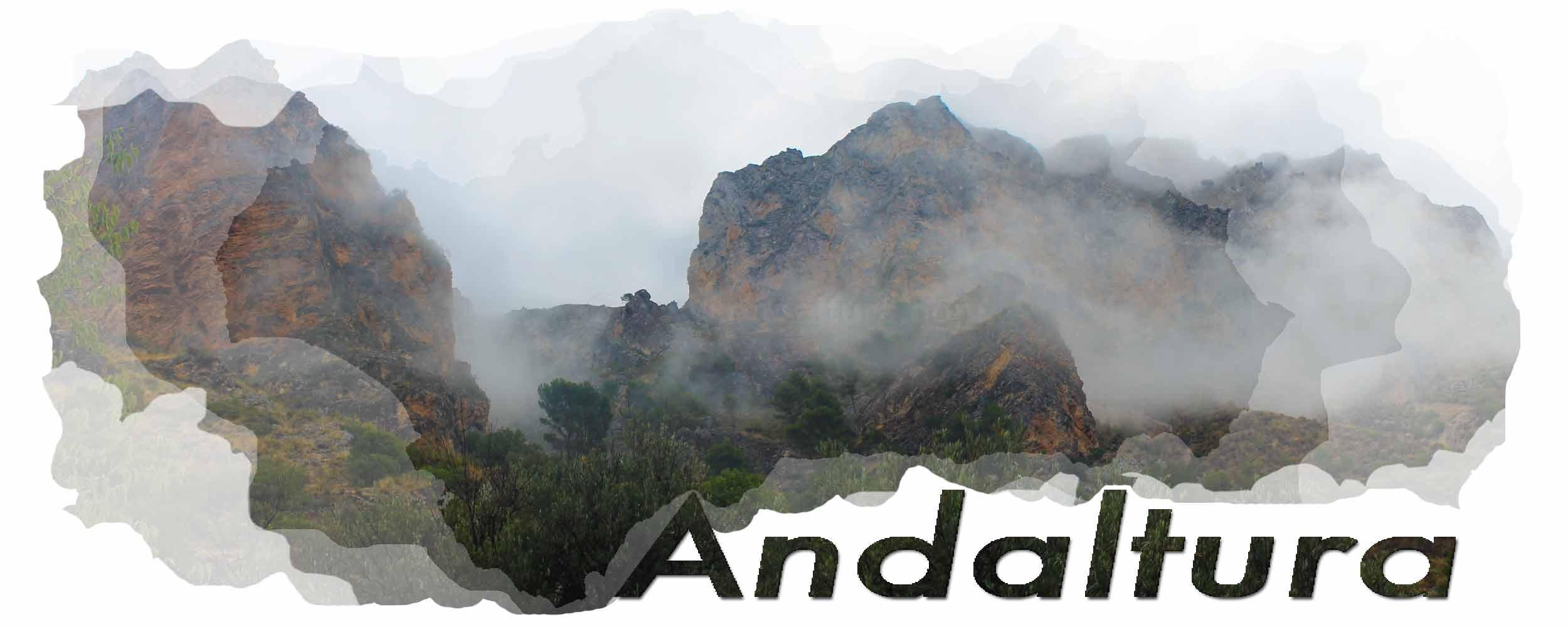 Cabecera plagio ruta GR142 de Órgiva a Fondales -2-. Sierra de Moclín