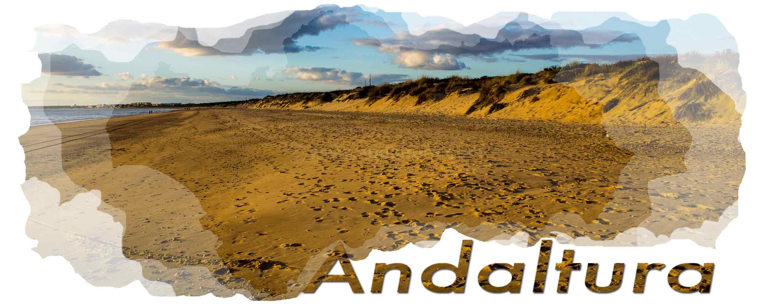 Cabecera del plagio de la Ruta de Lanjarón a las Casas de Tello de Andaltura por la Asociación Promoción Turística Axarquía. Playa de los Enebrales