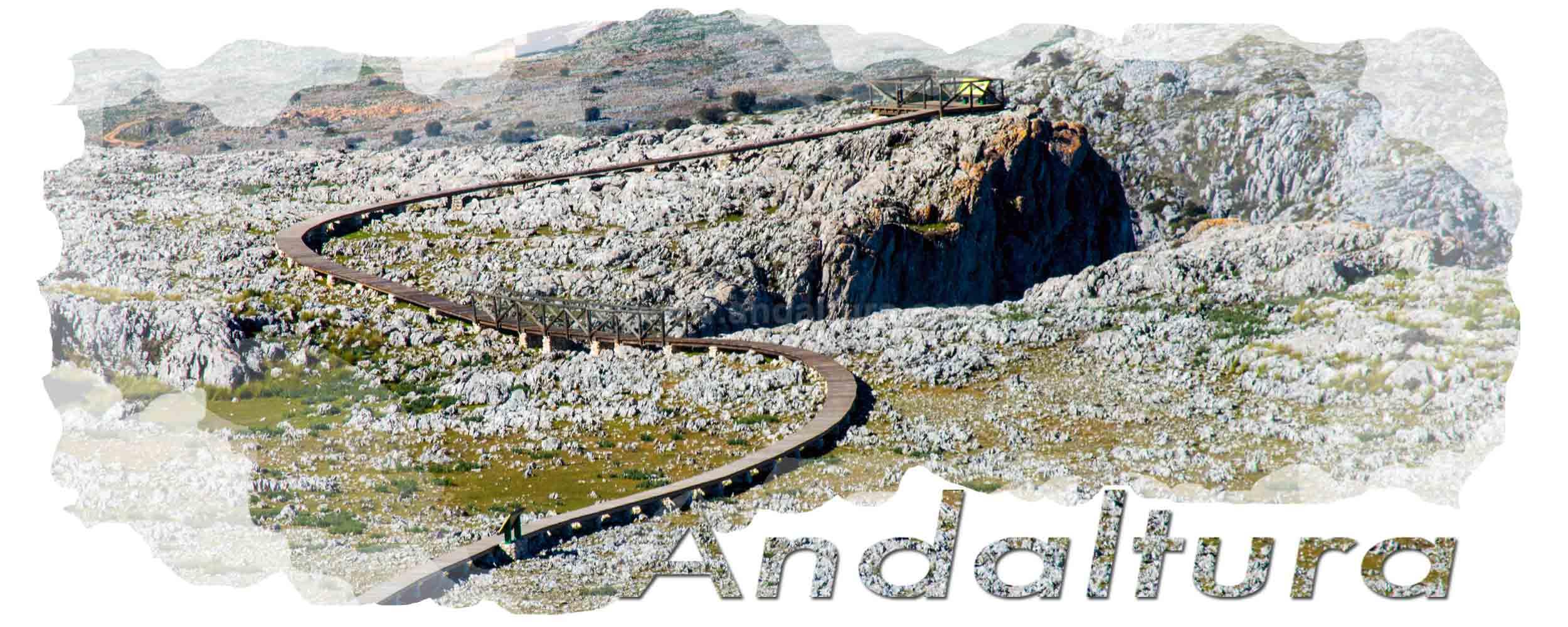 Cabecera plagio ruta GR7 de Trevélez a Juviles. Sierra de Loja