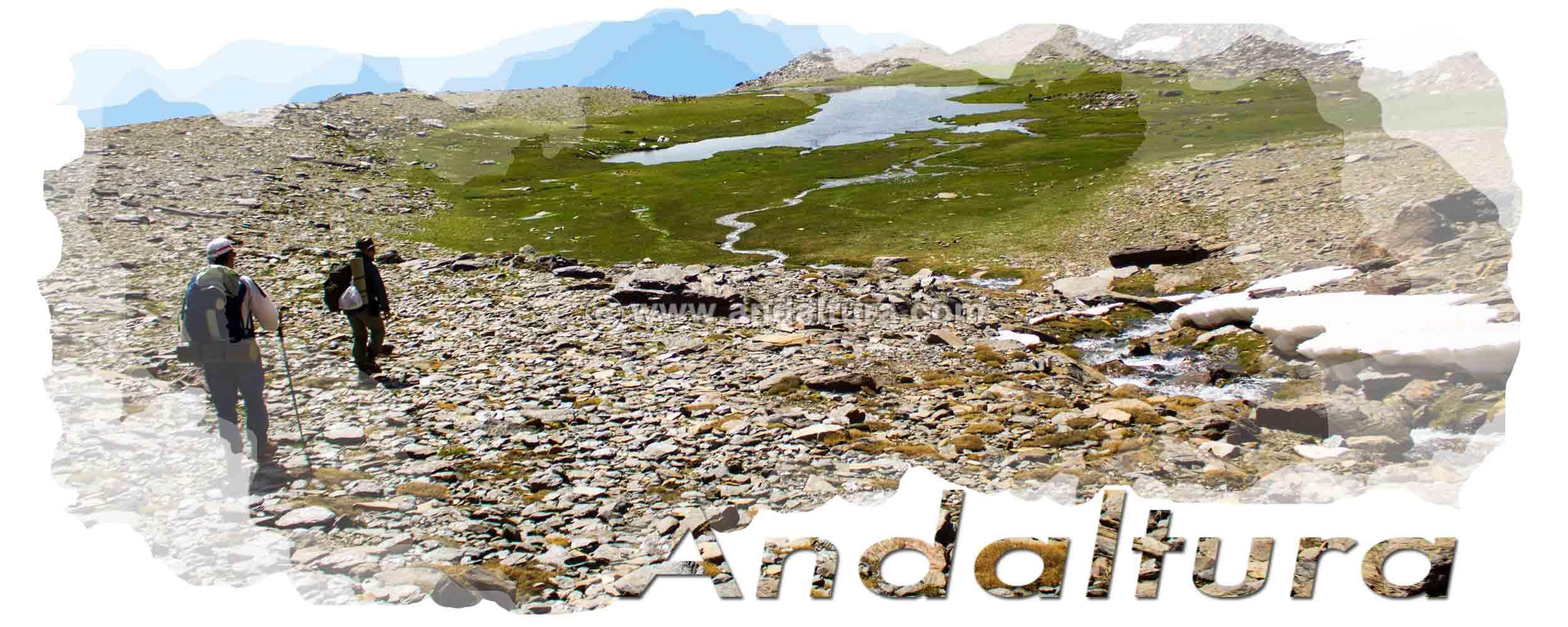 Cabecera Rutas de Senderismo por Andalucía Andaltura - 7 Lagunas -