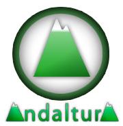 Banner de Andaltura, Andalucía a tu altura