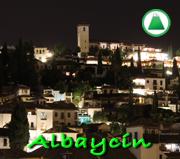 Banner vinculo Callejero del Albaycín Andaltura