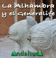 Banner vínculo Alhambra y Generalife Andaltura