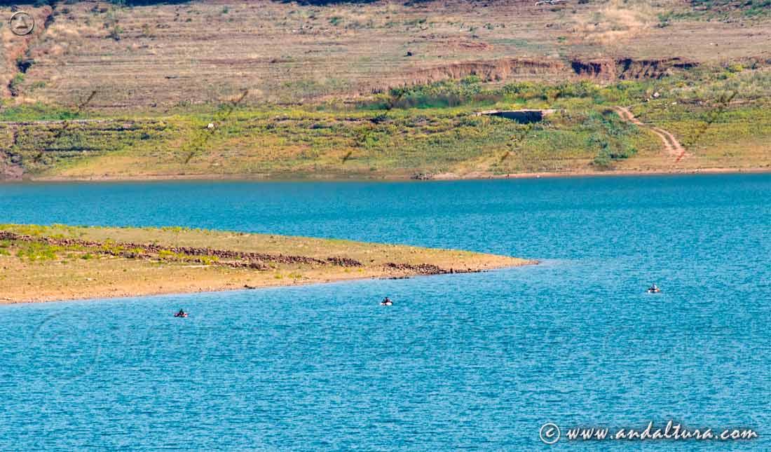 Pesca sin muerte en el Embalse de Yeguas