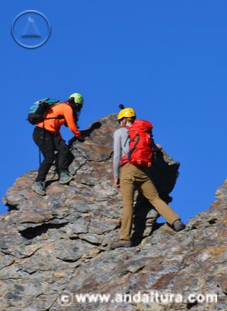 Actividades en Andalucía - Alpinismo