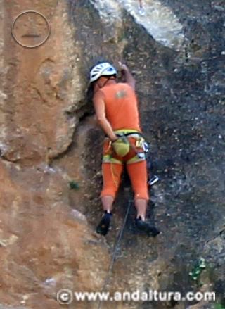 Actividades en Andalucía - Escalada -
