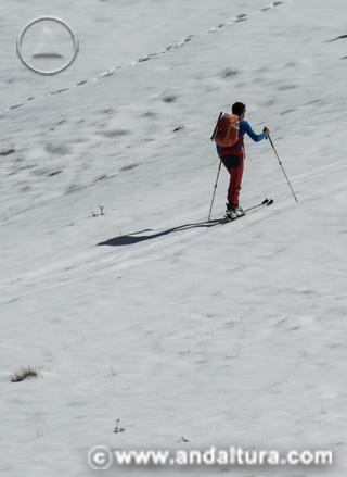 Actividades en Andalucía - Esquí de Travesía
