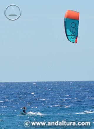 Actividades en Andalucía - Kitesurf