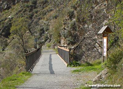 Btt por las Vías del Tren en Andalucía - Recorriendo las vías en desuso -