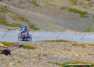 El Cicloturismo o Ciclismo de Carretera nos permitirá recorrer Andalucía