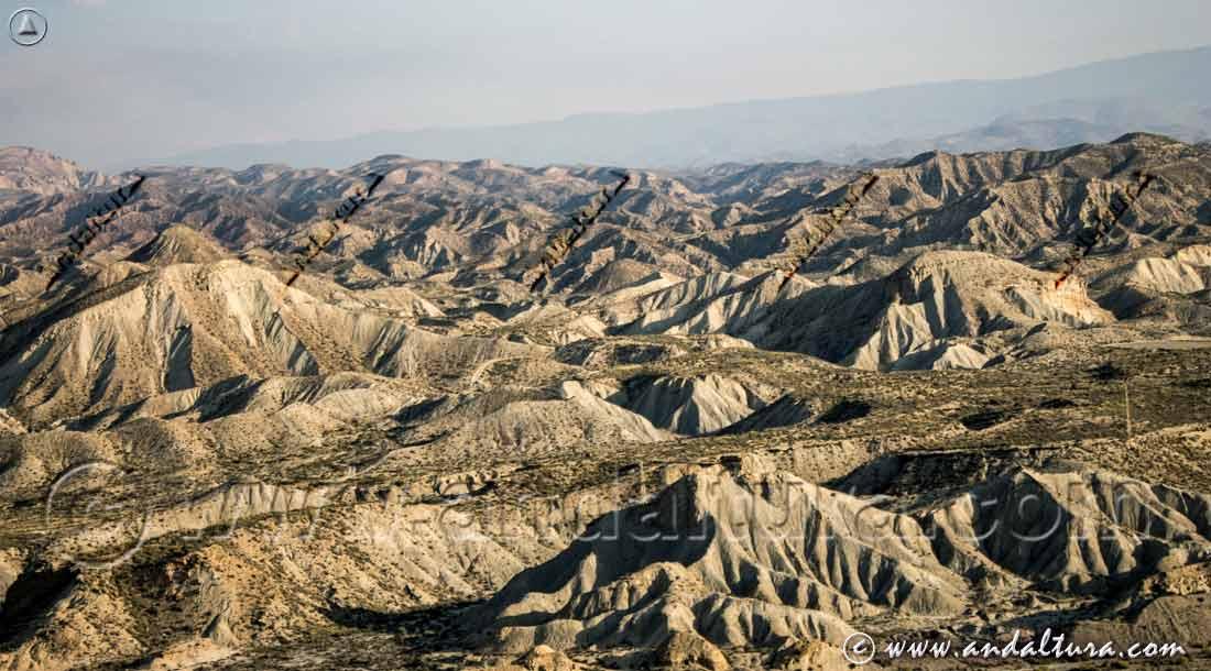 Clima de Andalucía: Desertico - Desierto de Tabernas -