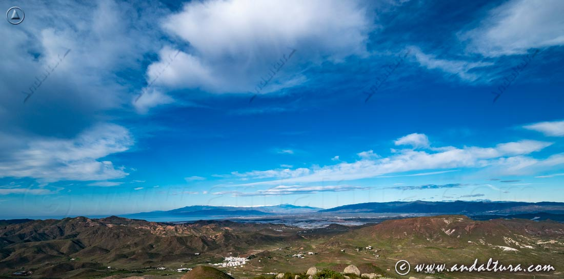 Espacios Naturales Protegidos de Andalucía - Vistas desde los Frailes