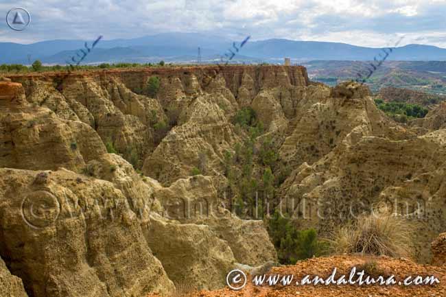 Espacios Naturales Protegidos de Andalucía - Geoparque de Granada