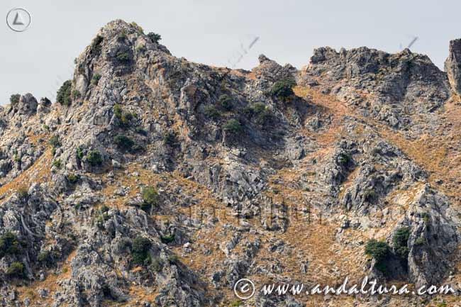 Espacios Naturales Protegidos de Andalucía - Geoparque Sierra Subbética