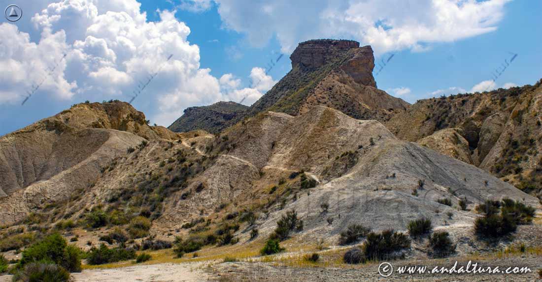 Espacios Naturales Protegidos de Andalucía - Paraje Natural Desierto de Tabernas
